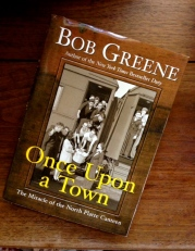 A special thank-you to my Grandpa Dan and Grandma Ruth for sharing Once Upon a Town with me and for Grandpa's service in the US Navy.
